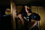 0047 Bryce Givens, CQ, 17, a senior at Mullen High School in Denver, Colo., Tuesday May 15, 2007....