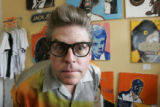 Jack Jensen, co-owner of Mutiny Now -art gallery, used books and coffee shop - is one of the...