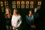 Portrait of businesswomen, from left:  Christine Turner, president and CEO of Turner Public...