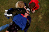Leadville, Colo., photo taken August 22, 2004- Tom Stahl, 40, of Grand Junction, Colo., is...