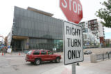 The Museum of Contemporary Art on Monday October 1, 2007 at 15th St. and Delgany St. in Denver,...