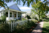 Cottage houses in the Poplar community in Boulder, Colorado on October 9, 2007, with 14 homes that...