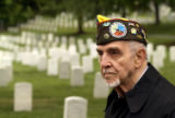 May 8, 2006: World War II Veterans of the Battle of the Bulge and dignitaries from the Kingdom of...
