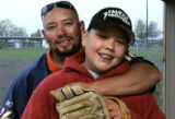 My Dad is a Hero Project. Jerel Salazar (cq), 11 says his dad, Jerome Salalzar (cq) is a Hero....