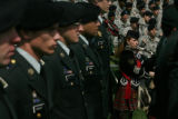 MJM363  Pipe Major, Shelley Wheelon (cq) of the Pikes Peak Highlanders Pipes and Drums, Inc. plays...