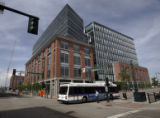 The new EPA Region 8 Building located at 1595 Wynkoop St. in Denver, CO, has many beautiful...