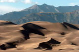 (9/13/04, Mosca, CO)  The Great Sand Dune National Monument was made into a National Park today by...