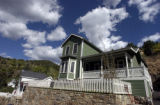 Black Hawk, Colo.-September 14, 2004- Home located at 151 Marchant Street in Black hawk on Tuesday...
