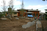 This 6,000 square foot home is under construction at 245 Linden Dr.,Tuesday afternoon, June 19,...