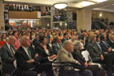 A large crowd was on hand to listen to former U.S.Supreme Court Justice, Sandra Day O'Connor, at...