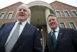 Developer Buz Koelbel, and his father  Walter Koelbel, the patriarch of one of the biggest...