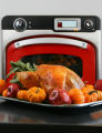 We compare how four different ovens cook a turkey, three of the ovens are from the kitchen design...