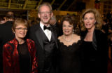 (Denver, Colo., Nov. 3, 2007) Sheila Bisenius (Opera Colorado Board of directors chair), Greg...