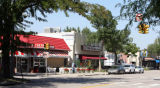 Looking north towards Bonnie Brae Ice Cream at 799 S. University Wednesday September 12,2007. The...
