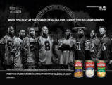 FBN-ADS-3 -- Chunky Soup ads this year will feature eight players from the National Football...