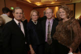 (Denver, Colo., Aug. 30, 2007) John (Secretary Madeleine Albright's brother) and Pam Korbel with...