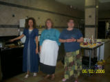 Maryann Tam, far left, who passed away July 16th, 2007
