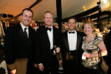 (Denver, Colo., July 20, 2007) Sean Kelly (event chair), Gary Hoover, and Marc and Katy Spritzer. ...