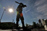 Downtown Denver could reach 101 degrees during this afternoon's Rockies game Wednesday July...