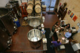 The Front Range sustains a growing wine industry. On Monday August 6, 2007 Paul Bonacquisiti...