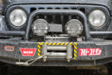 Serious off-road drivers accessorize their vehicles in anticipation of any number of possible...