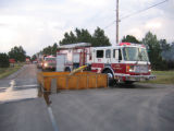 Parker Fire District responded to 8234 E. Summit Road at 19:23; Rattlesnake Fire District also...