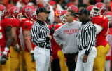 s1111isufootball - Christopher Gannon /The Des Moines Register -  11/10/07 Iowa State vs. Colorado...