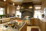 (DENVER, Colo., May 20, 2004)--Kitchen at 945 Pennsylvania St. in Denver, one of five on the...
