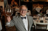 Jimmy Lambatos (cq) in his new place called Baur's Ristorante, 1512 Curtis Ave, Tuesday afternoon,...