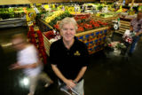 Sunflower Markets, a low-priced natural foods store in Denver,  is run by Wild Oats co-founder...
