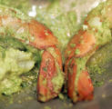 Spotlight Food:  Spicy Foods - Firecracker Shrimp - prepared at the Belmar Wholefoods by Cooking...