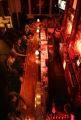 (DENVER, CO., SEPTEMBER 13, 2004)Interior of the Red Room located at 320 E. Colfax Ave. PHOTO BY...