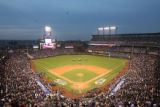 [363] Colorado Rockies Boston Red Sox  inning of Game 3 of the World Series on Saturday evening,...