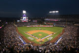 [370] Colorado Rockies Boston Red Sox  inning of Game 3 of the World Series on Saturday evening,...