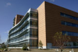 Exterior of Childrens Hospital . A look at the burgeoning architecture at the Fitzsimons medical...