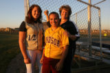 2007 All-Colorado softball team players, with All-Colorado coach at Legacy High School, 2701W....