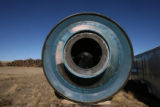 A Dryer Drum, that has a 12 foot diameter, will be part of   Confluence Energy's facility,...