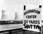 Three Mile Island Nuclear Power Plant  READY TO GO STEVE -Tice