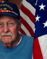 (Montrose, CO. - SHOT 5/17/2004) Navy veteran Luke McCleary, 84, of Montrose was stationed on the...