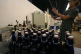 The Front Range sustains a growing wine industry. On Monday August 6, 2007 Bernie Tonning, the...