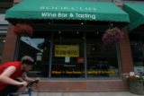 The Front Range sustains a growing wine industry. On Monday August 6, 2007 BookCliff Vineyards...