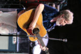 Billy Nershi plays with String Cheese at Red Rocks, Morrisson, Colo. Sunday, August 12, 2007.  ...