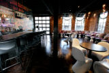 Theorie Bar's bar area has had a major remodel from being the Real World House in Denver, Colo....