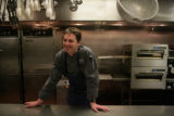 Adrian Heuer (cq) Executive Chef of Museum of Nature and Science at Montview and Colorado streets...