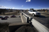 This bridge built in 1961 will be one of the first to be torn down in Denver, Colo.Wednesday,...