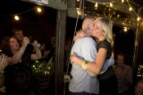 DM0328  57069 Previously eliminated chef Melissa Harrison of Happy Noodle House in Boulder hugs...