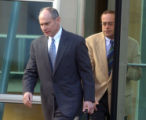 Former Qwest executive vice president Marc Weisberg pled guilty to one felony count of wire fraud....