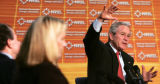 President George W. Bush participated in a panel discussion at the National Renewable Energy...