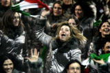 February 10, 2006, Turin, Piedmont, Italy: The Italian Olympic Team was the last set of athletes...