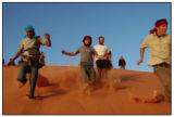 Saharan Skiing  by David Parrish  Morocco  Winner of the top 25 photos in the International...